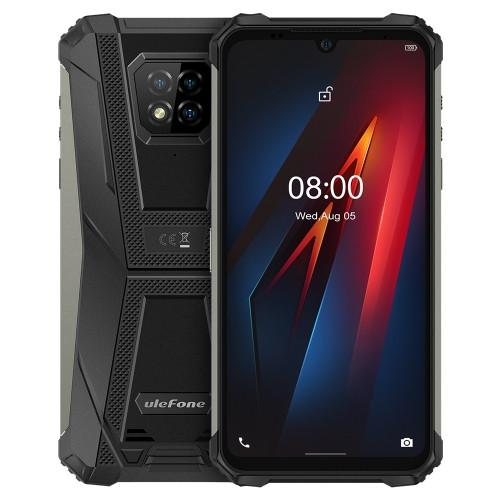 Ulefone Armor 8 Rugged Phone Dual Sim 64GB Black (4GB RAM)