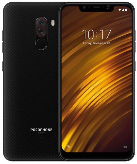 Xiaomi Pocophone F1 Dual SIM 128GB Armored (6GB RAM) -Global Ver