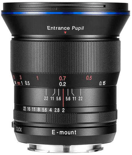 LAOWA 15mm F/2 Zero-D FE (Sony E)