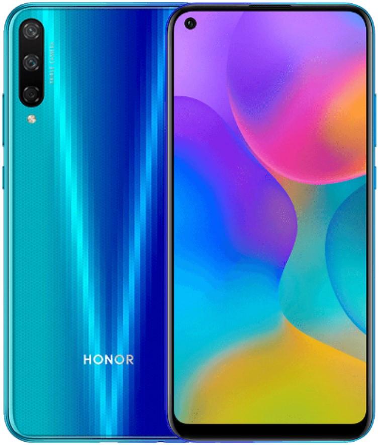 Huawei Honor Play 3 Dual Sim 64GB Twilight Blue (6GB RAM) (Not Support Google Play)