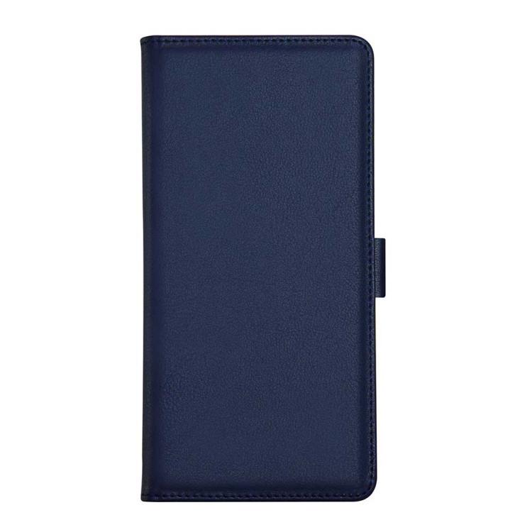 DZGOGO MILO Series PC + PU Horizontal Flip Leather Case for iPhone 11 (Blue) фото