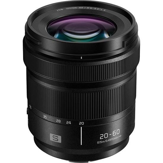 Panasonic Lumix S 20-60mm f/3.5-5.6 Lens (Kit Lens)