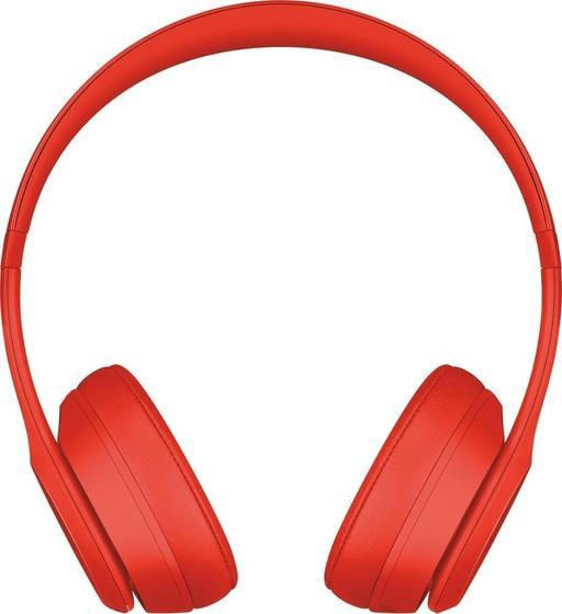 Beats Solo 3 Wireless Headphone Brick Red