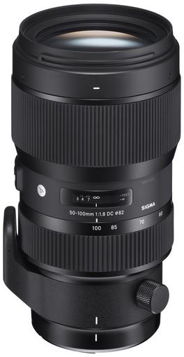 Sigma 50-100mm F1.8 DC HSM | Art (Canon)