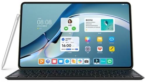 Huawei MatePad Pro 12.6 WGR-W19 WiFi 256GB Summer Populus with Smart Magnetic Keyboard + Stylus (8GB RAM)