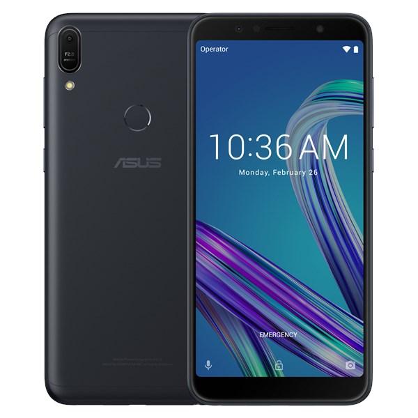 Asus Zenfone Max Pro ZB602KL Dual Sim 64GB Black (4GB RAM) фото
