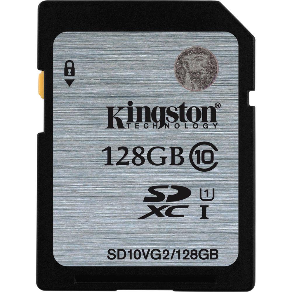 Kingston 128GB SDXC Class 10