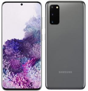 Samsung Galaxy S20 5G Dual Sim G9810 128GB Grey (12GB RAM)