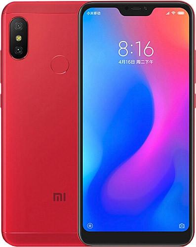Xiaomi Mi A2 Lite Dual Sim 64GB Red (4GB RAM)