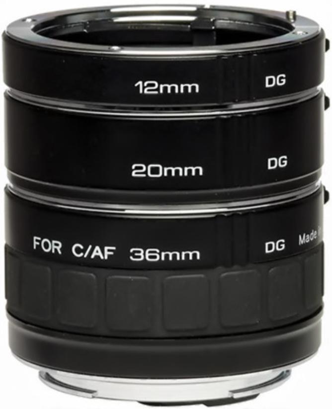 Kenko DG Extension Tube Set for Nikon Z