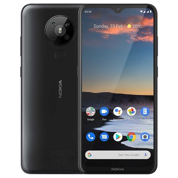 Nokia 5.3 TA-1234 Dual Sim 64GB Black (4GB RAM)