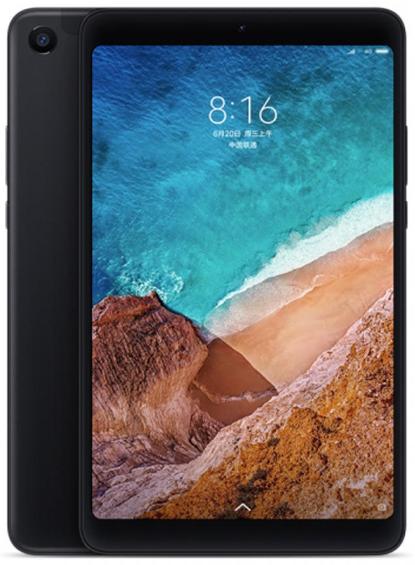 Xiaomi Mi Pad 4 LTE 64GB Black (4GB RAM)