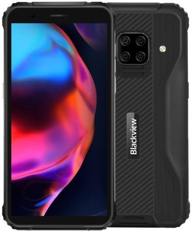 Blackview BV5100 Rugged Phone Dual Sim 64GB Black (4GB RAM)