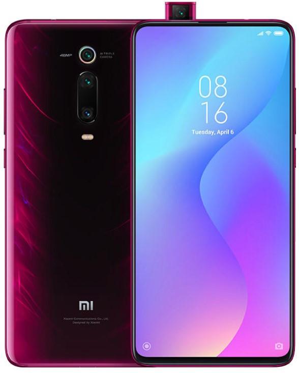 Xiaomi Mi 9T Dual Sim 64GB Red (6GB RAM)