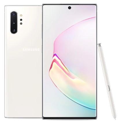 Samsung Galaxy Note 10 Plus Dual Sim N975FD 256GB Aura White (12GB RAM)