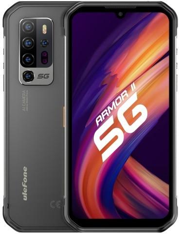 Ulefone Armor 11 5G Rugged Phone Dual Sim 256GB Black (8GB RAM)