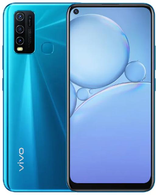 Vivo Y30 Dual Sim 128GB Blue (4GB RAM)