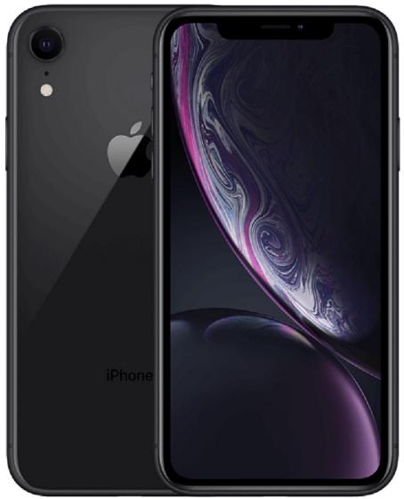 Apple iPhone XR A2108 Dual Sim 128GB Black
