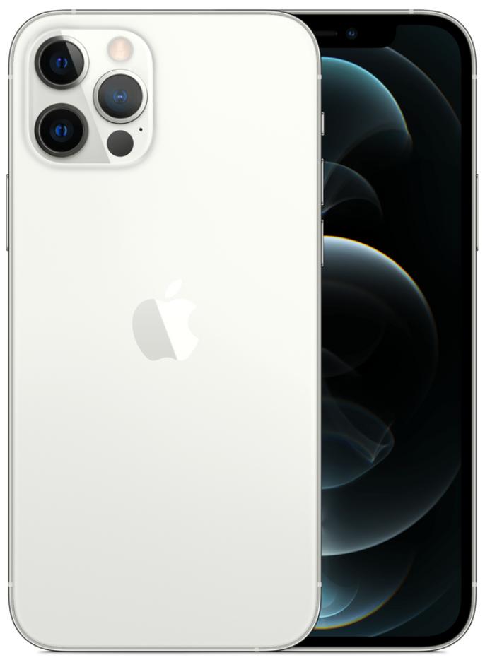 Apple iPhone 12 Pro 5G A2408 Dual Sim 512GB Silver
