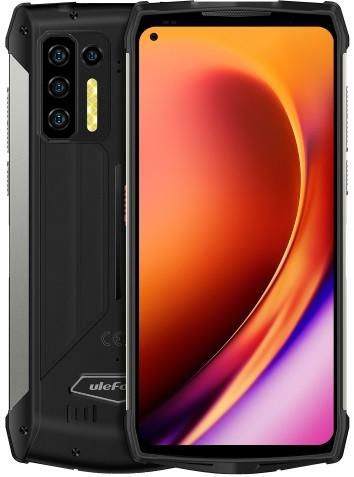 Ulefone Armor 13 Dual Sim Rugged Phone 256GB Black (8GB RAM)