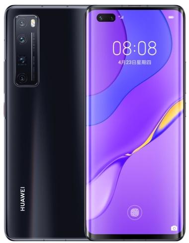 Huawei Nova 7 Pro 5G JEF-AN10 Dual Sim 128GB Black (8GB RAM)