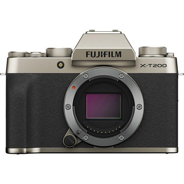 Fujifilm X-T200 Body Champagne Gold (Kit Box)