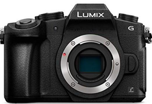 Panasonic Lumix DMC-G85 Camera (Body Only)