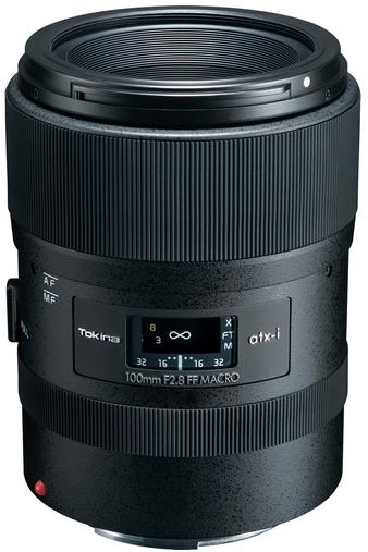 Tokina ATX-i 100mm F2.8 FF Macro (Canon EF)