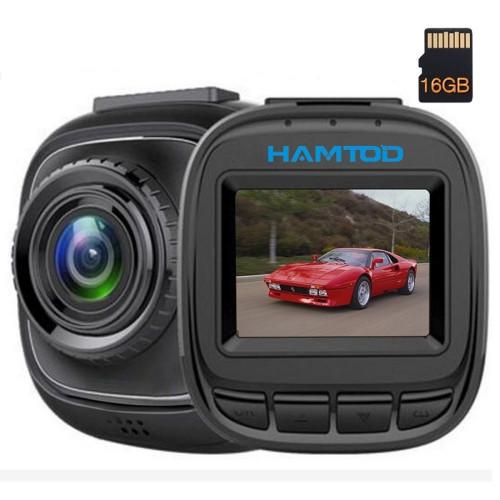 Car DVR - HAMTOD HQ15 1.5 inch TFT Screen HD