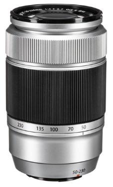 FUJINON XC50-230mm F4.5-6.7 OIS II Silver (White box)