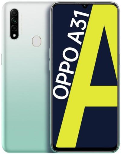 OPPO A31 Dual Sim 128GB White (6GB RAM)