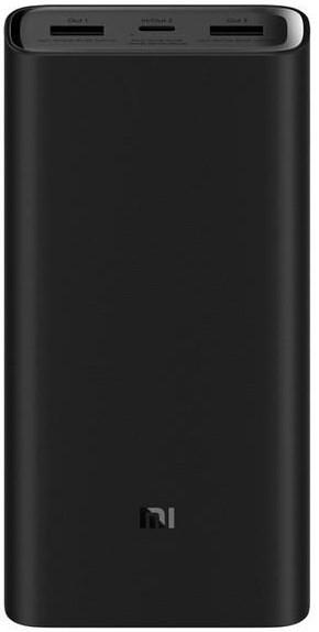 Xiaomi 20000mAh Mi Power Bank 3 Pro Black