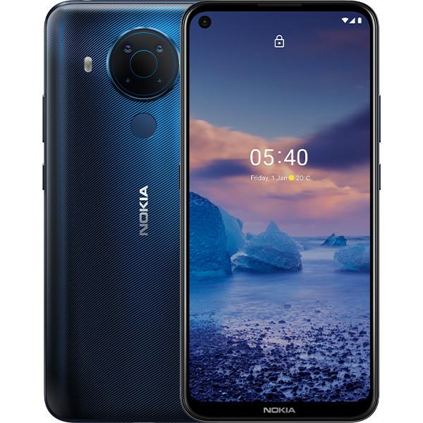 Nokia 5.4 Dual Sim TA-1325 128GB Blue (4GB RAM)