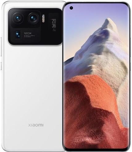 Xiaomi Mi 11 Ultra 5G Dual Sim 512GB White (12GB RAM)