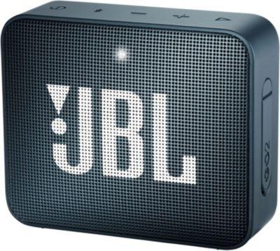 JBL GO 2 Portable Wireless Speaker (Navy)