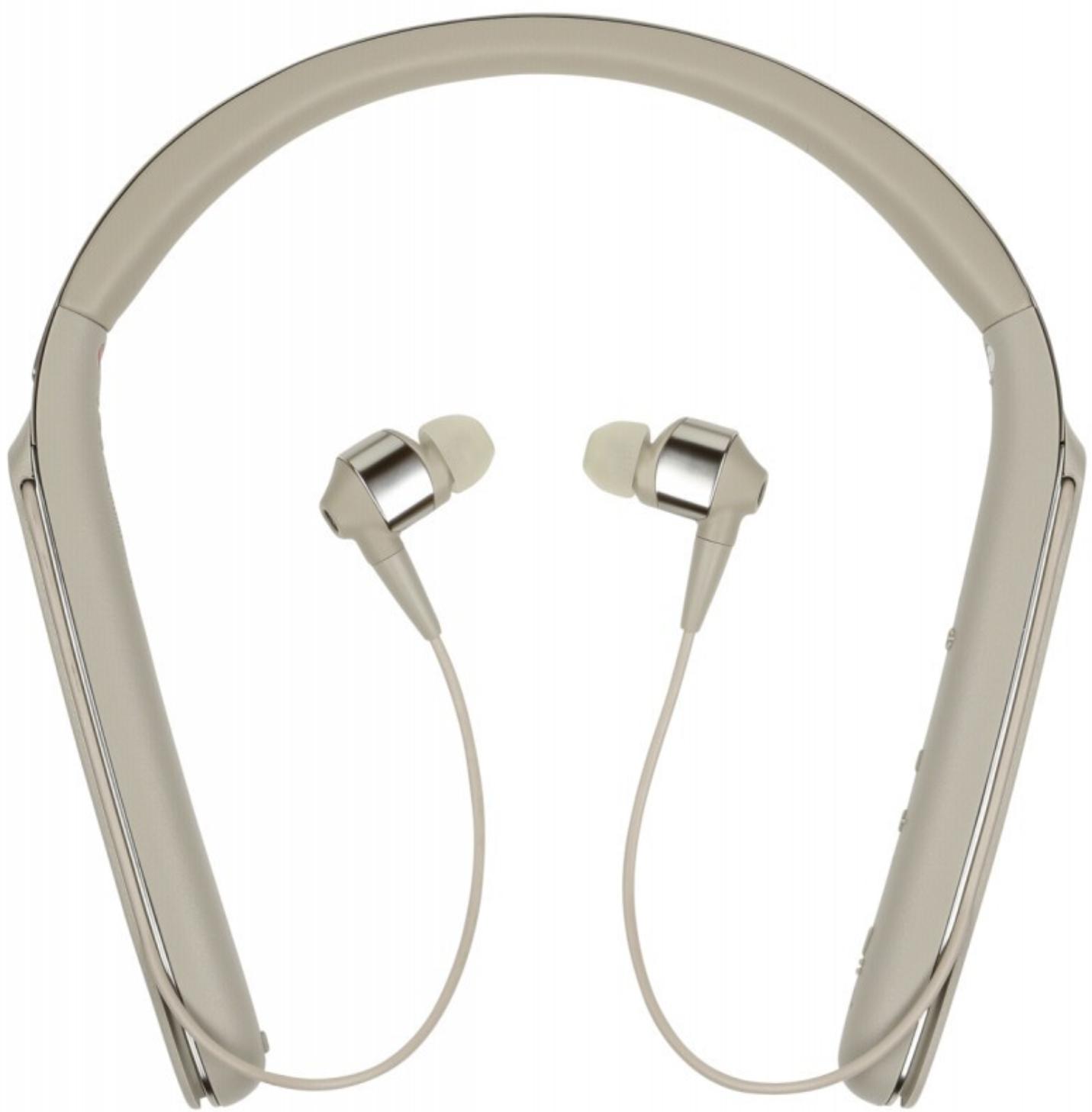 Sony WI-1000X Wireless In-ear Headphones Silver