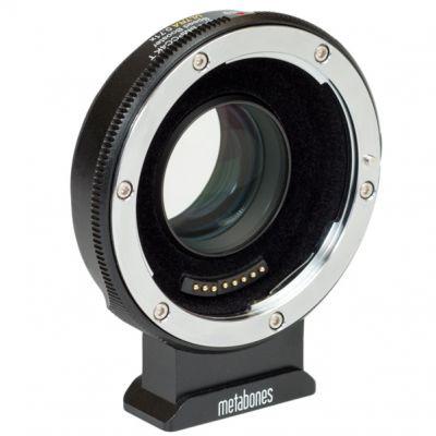 Metabones T Speed Booster 0.71x (Canon EF to BMPCC4K)