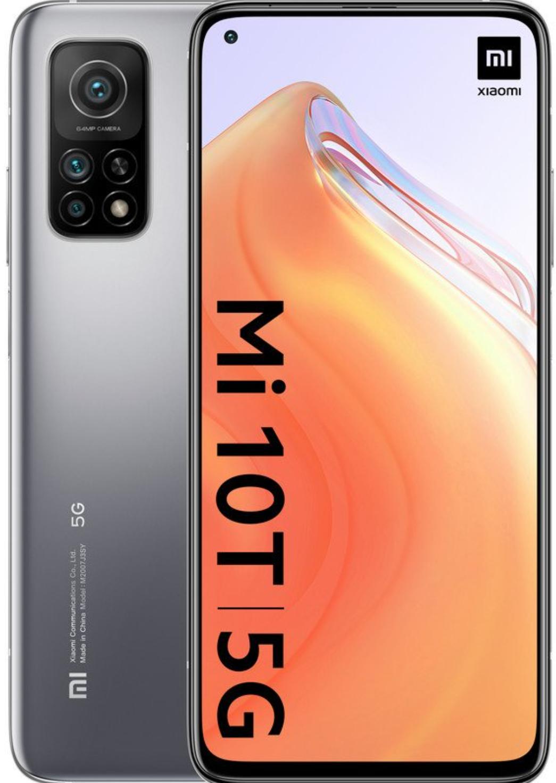 Xiaomi Mi 10T 5G Dual Sim 128GB Silver (6GB RAM)