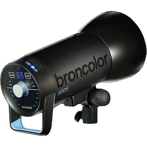 Broncolor Siros 400S Wifi / RFS 2.1 (31.623.XX)