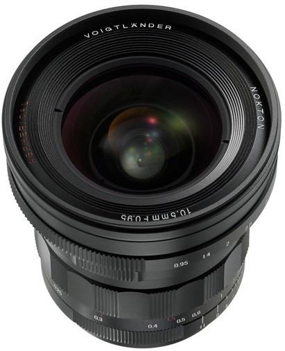 Voigtlander Nokton 10.5mm f/0.95 Aspherical (M3/4) фото