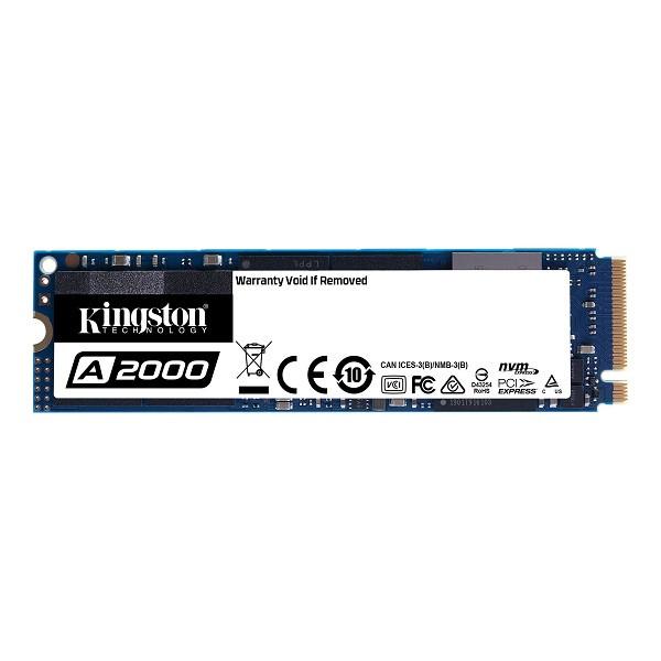 Kingston A2000 M.2 2280 500GB SSD (SA2000M8/5000G)