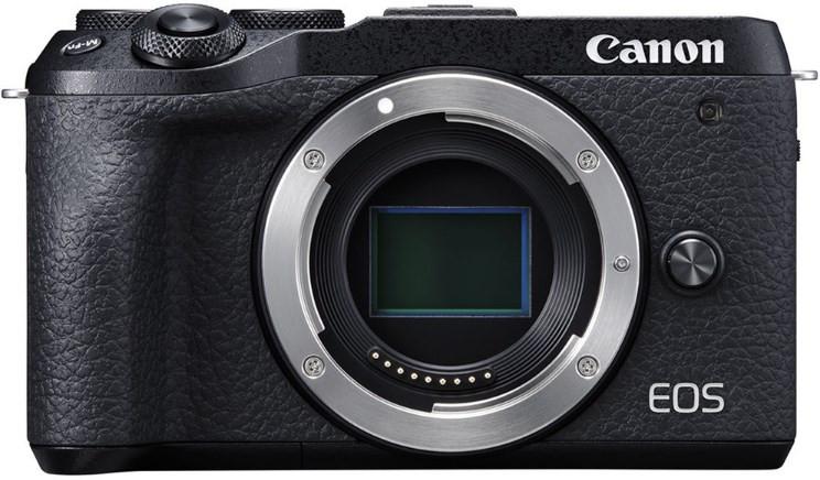 Canon EOS M6 MK II Black (Kit Box) (Body Only)