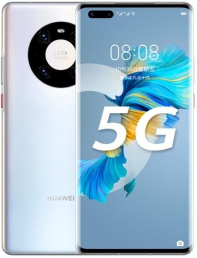 Huawei Mate 40 Pro 5G Dual Sim NOH-AN00 256GB Silver (8GB RAM)