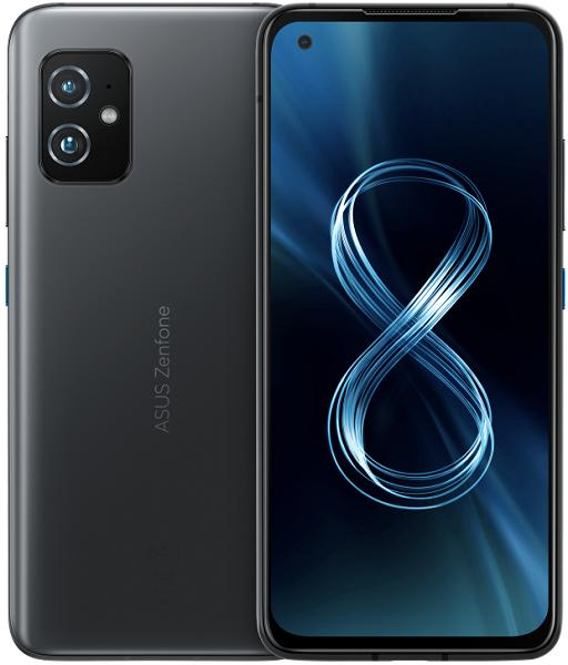 Asus ZenFone 8 5G Dual Sim ZS590KS 256GB Black (8GB RAM)