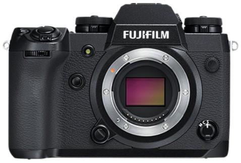 Fujifilm X-H1 Camara Black (Body Only)