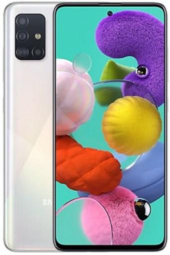 Samsung Galaxy A51 Dual A515FD 128GB White (4GB RAM)