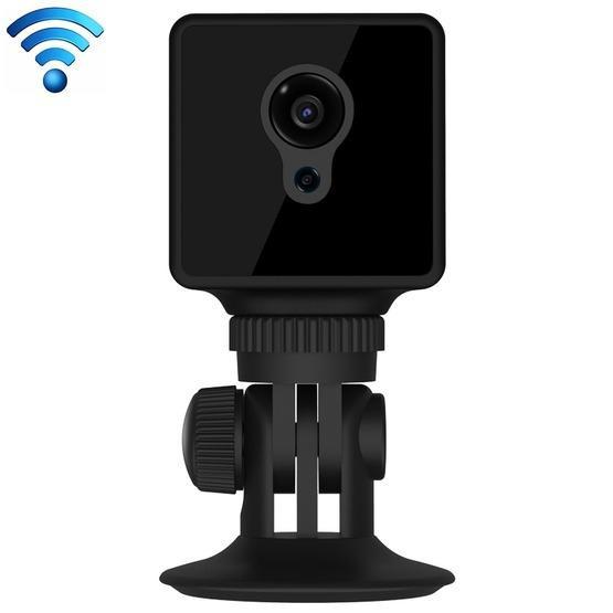 CAMSOY S8 HD 1280 x 720P 140 Degree Wide Angle Wireless WiFi Intelligent Surveillance Camera