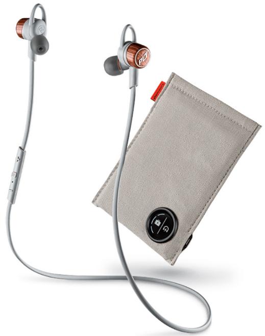 Plantronics BackBeat GO 3 Orange+Charging case