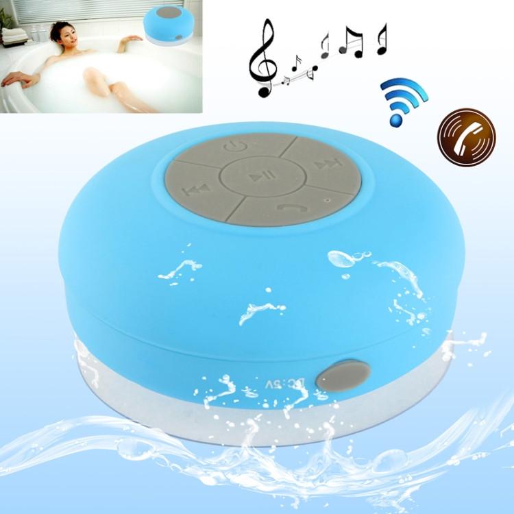 Mini Waterproof Bluetooth ISSC3.0 Speaker (Blue)
