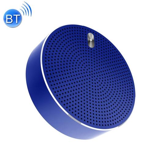 awei Y800 Mini Portable Wireless Bluetooth Speaker Noise Reduction Mic (Blue)